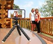 Shoot pictures and videos with iOS cameras using the AirTurn DIGIT II wireless remote