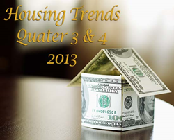Twin Cities housing trends the second half of 2013