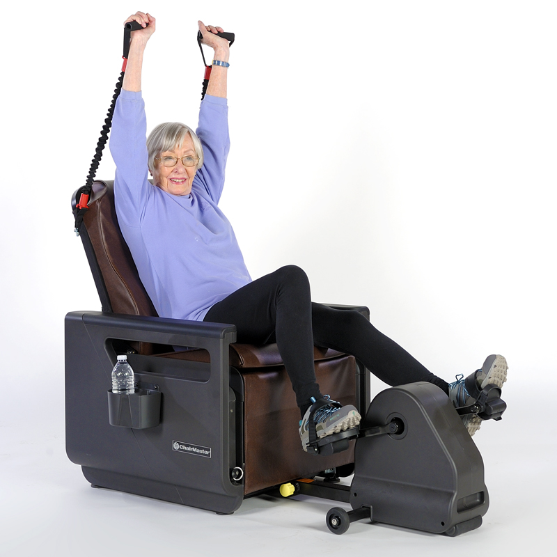 chairmaster exercise chair adds fitness dealers