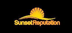 Sunset Reputation Logo