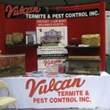 Vulcan Termite and Pest Control, Inc. Booth