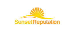 Sunset Reputation Logo