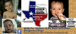 Fundraiser for Victims of Pit Bull Attacks