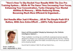 how to improve brain function how infinite intelligence system