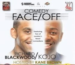 Face Off with Richard Blackwood & Kojo