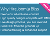 Why Hire Joomla Bliss