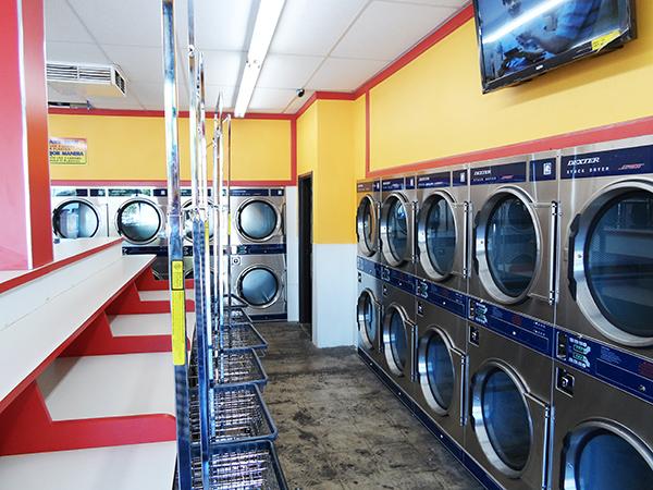 dexter coin laundry