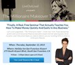 The Millionaire Makeover Tour Announces Guest Speaker Alicia Dunams