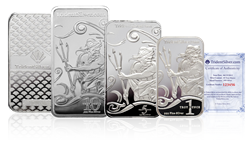 trident silver bars