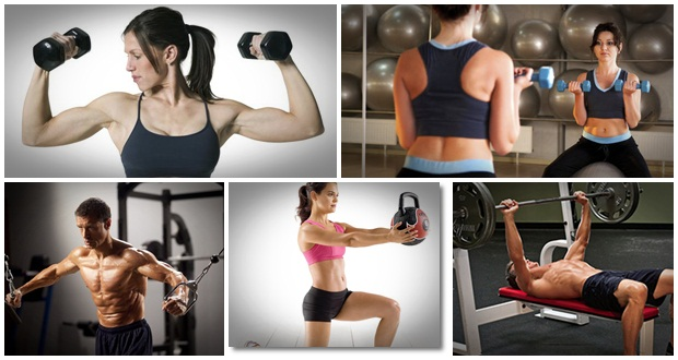 Weight training for fat loss female picture 10