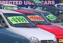 Used Car Warranty Reviews