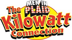 Men in Plaid: The Kilowatt Connection logo