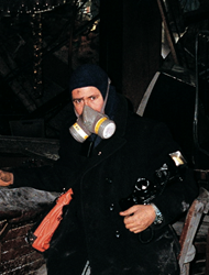 Gary Suson Official Photographer at Ground Zero FDNY Uniformed Firefighters Association (FDNY) Ground Zero Memorial Museum 9/11 Images