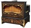 Modern Hand Cranked Organ
