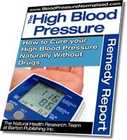natural remedies for blood pressure how high blood pressure remedy