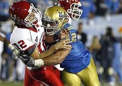 UCLA Linebacker Patrick Larimore