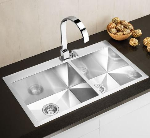 Undermount Kitchen Sinks Stainless Steel Single