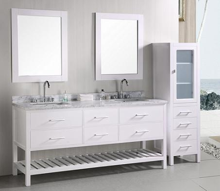Com Has Introduced A Guide To Cape Cod Style Bathroom Vanities