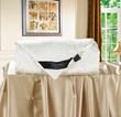 silk comforter