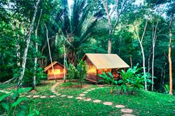 Chaa Creek's Macal River Camp