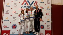 Team Third Law's BJJ Champions