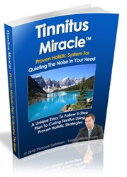 treatment for ringing in the ears how tinnitus miracle