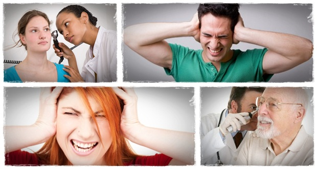 Treatment for ringing in the ears cause pain