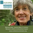 Joanna Macy to be honored with Bioneers Lifetome Achievement Award