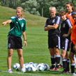 "Coerver Coaching and Kristine Lilly Release eBook: ""Girls Soccer: Dream, Believe, Achieve"""