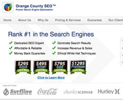 Orange County SEO Company