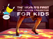 The World's First Interactive Projector for Kids