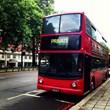 Vault London bus exterior