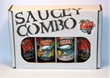 Sauce Gift Boxes, for Ye Matey's!