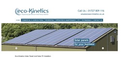 eco-Kinetics Solar Panel Suppliers