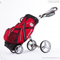 Alphard Duo Golf Cart by Alex Tse