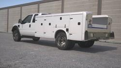 Maranda Composite Service Body 84-CA