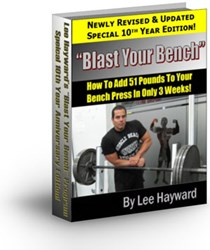 how to build muscle how blast your bench