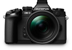 Olympus OM-D E-M1 Mirrorless Micro Four Thirds Digital Camera