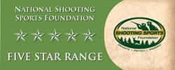 Five Star Rating - National Shooting Sports Foundation