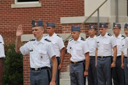 missouri-military-academy-cadet-recites-pledge