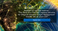 inbound freight webinar