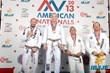 Casey Leonard Wins IBJJF American Nationals At Brown Belt