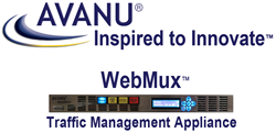 WebMux Traffic Management Appliance