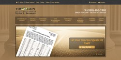 Top Gun DUI Defense Attorney® • Home page of Myles L. Berman's website, www.topgundui.com • map
