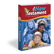 The new believers MIS New Testament is filled with guides, illustrations and many ways to help a new believer.