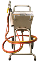 Dry Ice Blasting Machine