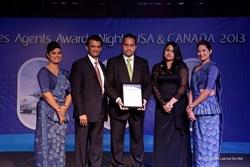 SriLankan Airlines, CheapOair, Ajith De Alwis, Sanjay Hathiramani, Chandani Perera, Nishantha Wickremasinghe