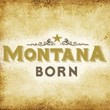 Montana Born Books logo.