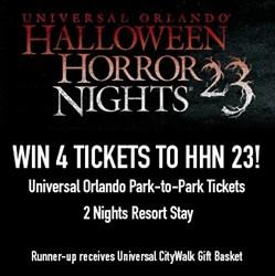 Halloween Horror Nights Photo Contest