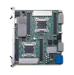 ADLINK's aTCA-9700 Dual Intel® Xeon® E5-2600 v2 Family 40 Gigabit Ethernet AdvancedTCA® Processor Blade